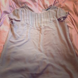Light pink top from H&M
